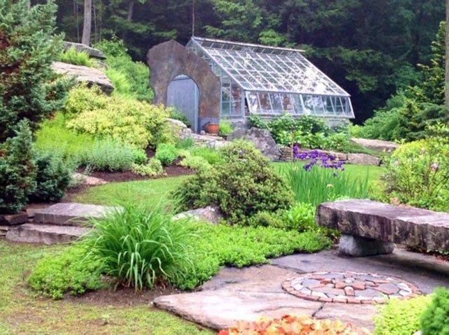 Garden tour image
