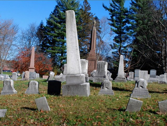 West Cemetery Amherst
