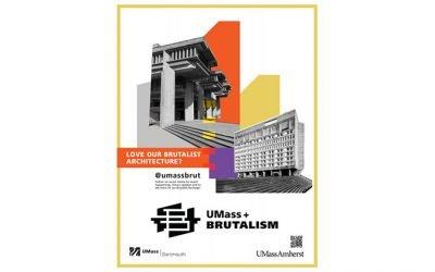 Brutalist Architecture at UMass