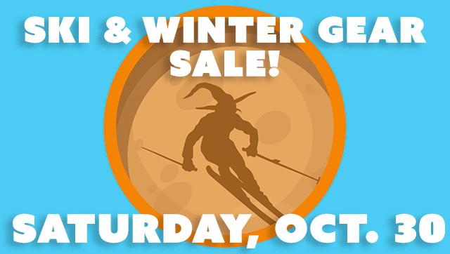 The Ski and Winter Gear Sale
